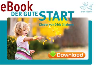 eBook: Der gute Start 0-3 Jahre (PDF)