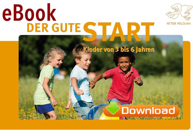 eBook: Der gute Start 3-6 Jahre (PDF)