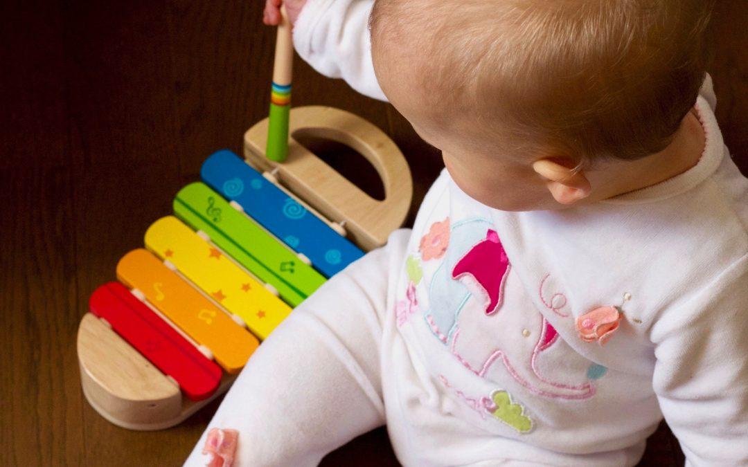 Wie kann ich mein Baby fördern?