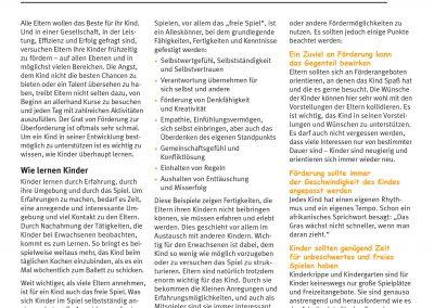 """Express-Brief No. 10 """"Fördern – Fordern – Überfordern"""""""